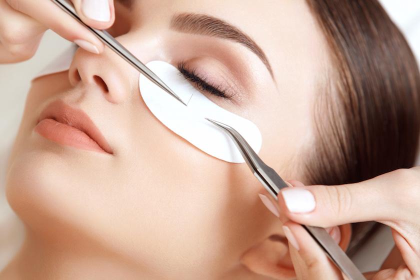 professional Eyelash tinting